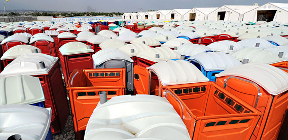 Champion Portable Toilets in Hillsboro,  OR